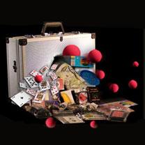 מזוודות וערכות קסמים