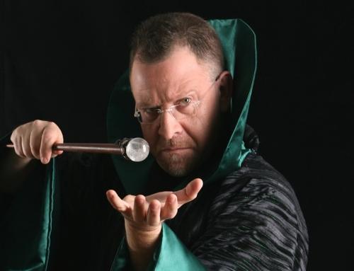 קוסם – שיעור פרטי עם קליוסטרו